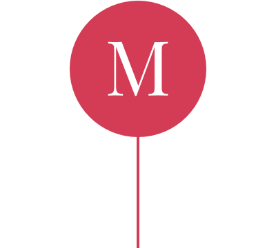 m for meaning