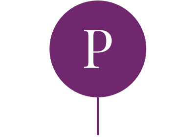 p for positive emotions